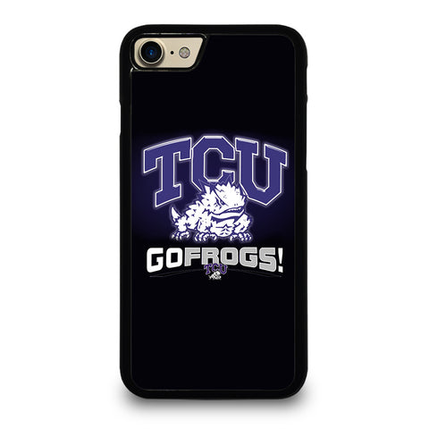 TCU HORNED FROGS COLLEGE iPhone 7 Case