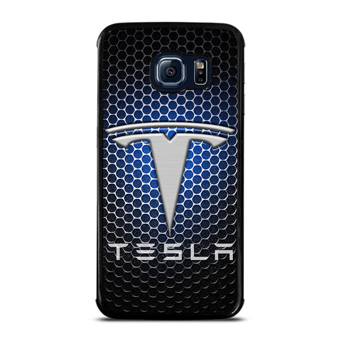 TESLA MOTORS CASE Samsung Galaxy S6 Edge Case
