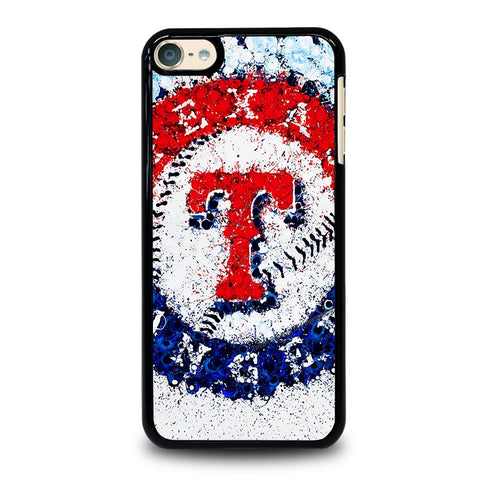 TEXAS RANGERS PRIMARY iPod Touch 4 5 6 Generation 4th 5th 6th Case - Best Custom iPod Cover Design