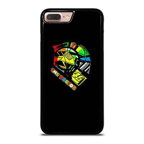 THE DOCTOR HELMET VALENTINO ROSSI iPhone 8 Plus Case