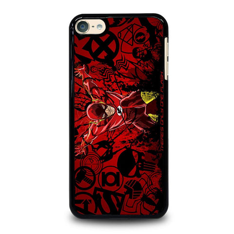 THERE IS ONLY ONE FLASH iPod Touch 4 5 6 Generation 4th 5th 6th Case - Best Custom iPod Cover Design