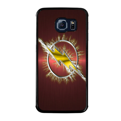 THE FLASH DC-samsung-galaxy-S6-edge-case