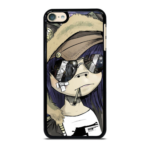 THE GORILLAZ NOODLES iPod Touch 4 5 6 Generation 4th 5th 6th Case - Best Custom iPod Cover Design