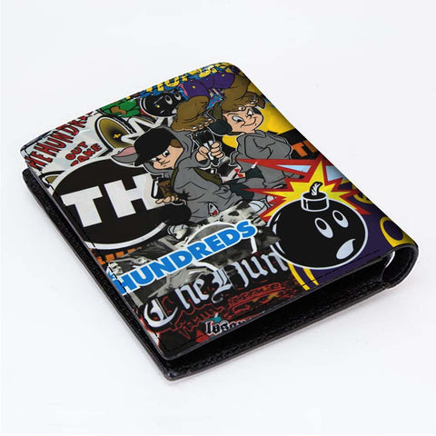 THE HUNDREDS BOMBS Men's Wallet