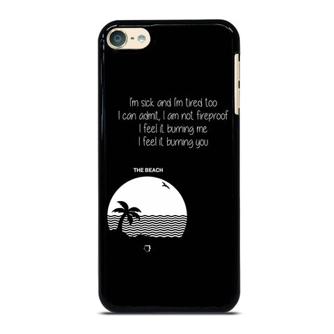 THE NEIGHBOURHOOD THE BEACH iPod Touch 4 5 6 Generation 4th 5th 6th Case - Best Custom iPod Cover Design