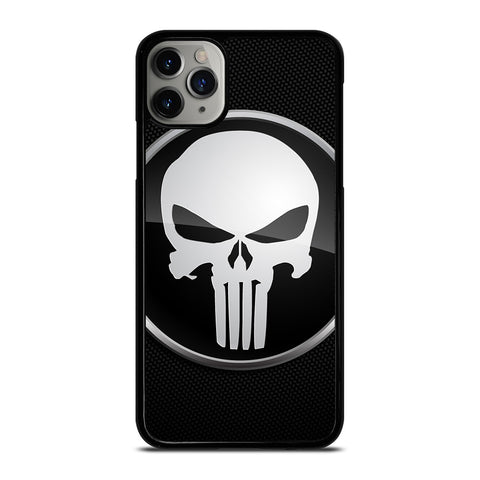 THE PUNISHER SKULL iPhone 6/6S 7 8 Plus X/XS XR 11 Pro Max Case - Best Custom Phone Cover Design