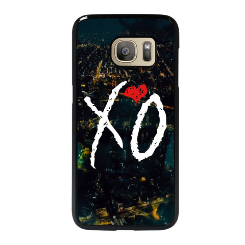 THE WEEKND BELONG TO THE WORLD-samsung-galaxy-S7-case