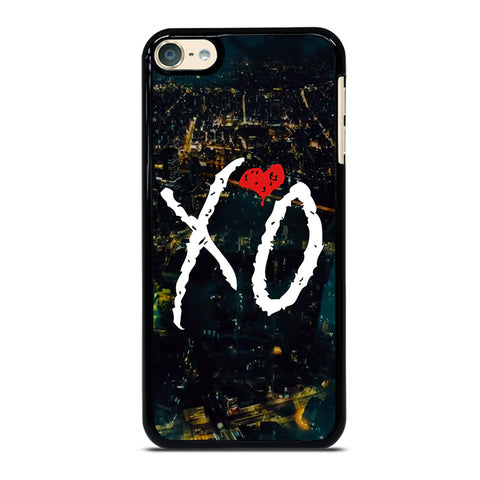 THE WEEKND BELONG TO THE WORLD iPod Touch 4 5 6 Generation 4th 5th 6th Case - Best Custom iPod Cover Design