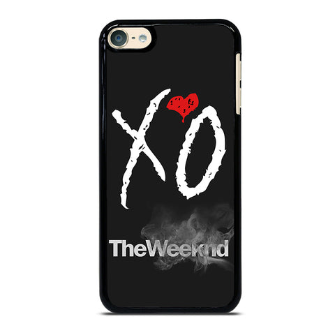 THE WEEKND XO LOGO iPod Touch 4 5 6 Generation 4th 5th 6th Case - Best Custom iPod Cover Design