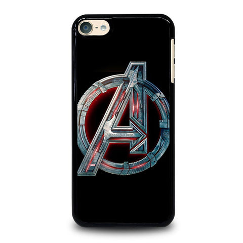 THE AVENGERS ULTRON LOGO iPod Touch 4 5 6 Generation 4th 5th 6th Case - Best Custom iPod Cover Design