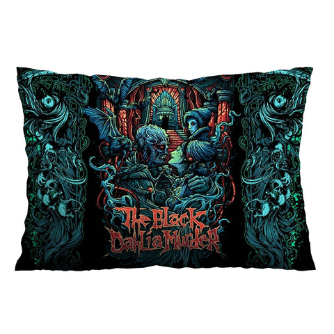 THE BLACK DAHLIA MURDER Pillow Case Cover