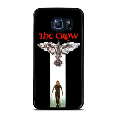 THE CROW MOVIE Samsung Galaxy S6 Edge Case