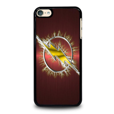 THE FLASH DC iPod Touch 4 5 6 Generation 4th 5th 6th Case - Best Custom iPod Cover Design