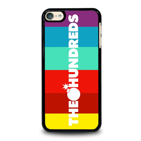 THE HUNDREDS iPod Touch 4 5 6 Generation 4th 5th 6th Case - Best Custom iPod Cover Design