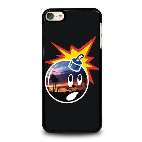 THE HUNDREDS BOMS iPod Touch 4 5 6 Generation 4th 5th 6th Case - Best Custom iPod Cover Design