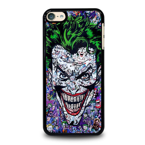 THE JOKER COLLAGE iPod Touch 4 5 6 Generation 4th 5th 6th Case - Best Custom iPod Cover Design
