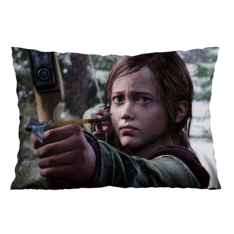 THE LAST OF GAME ELLIE JOEL 1 Pillow Case Cover