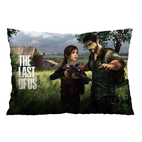 THE LAST OF GAME ELLIE JOEL 2 Pillow Case Cover