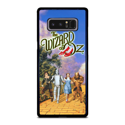 THE WIZARD OF OZ 3 Samsung Galaxy Note 8 Case
