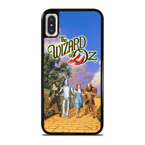 THE WIZARD OF OZ 3 iPhone X / XS Case