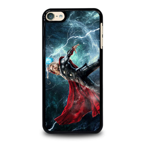 THOR AND THE NORSE GODS MYTHOLOGY iPod Touch 4 5 6 Generation 4th 5th 6th Case - Best Custom iPod Cover Design