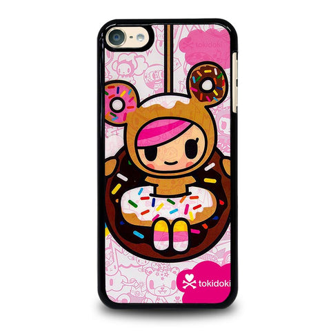TOKIDOKI DONUTELLA iPod Touch 4 5 6 Generation 4th 5th 6th Case - Best Custom iPod Cover Design