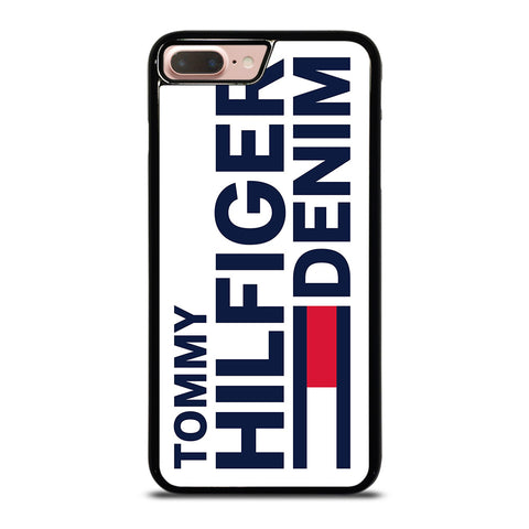 TOMMY HILFIGER DENIM LOGO-iphone-8-plus-case
