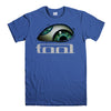 TOOL Band-mens-t-shirt-Blue