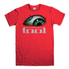 TOOL Band-mens-t-shirt-Red