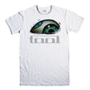 TOOL Band-mens-t-shirt-White