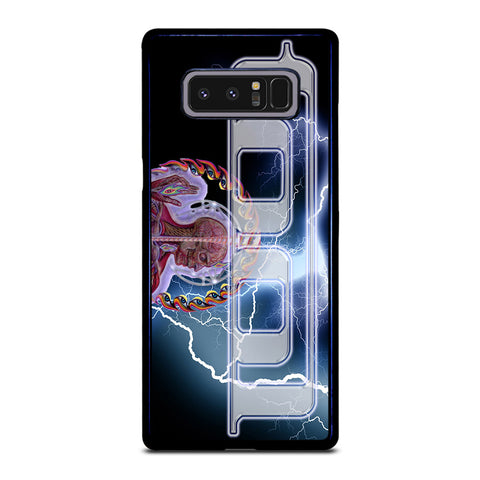 TOOL BAND LIGHTNING Samsung Galaxy Note 8 Case