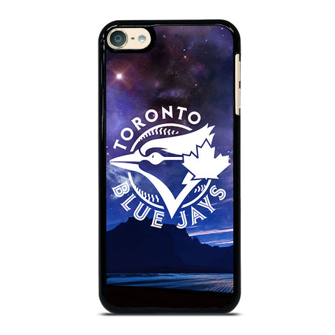 TORONTO BLUE JAYS NEBULA iPod Touch 4 5 6 Generation 4th 5th 6th Case - Best Custom iPod Cover Design