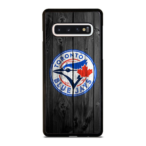 TORONTO BLUE JAYS WOODEN Samsung Galaxy S4 S5 S6 S7 S8 S9 S10 5G Plus S10e Edge Plus Note 5 8 9 10 10+ Case - Best Custom Phone Cover Design