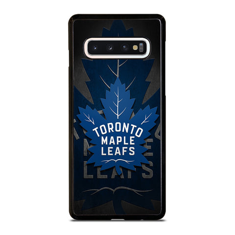 TORONTO MAPLE LEAFS 1 Samsung Galaxy S4 S5 S6 S7 S8 S9 S10 5G Plus S10e Edge Plus Note 5 8 9 10 10+ Case - Best Custom Phone Cover Design