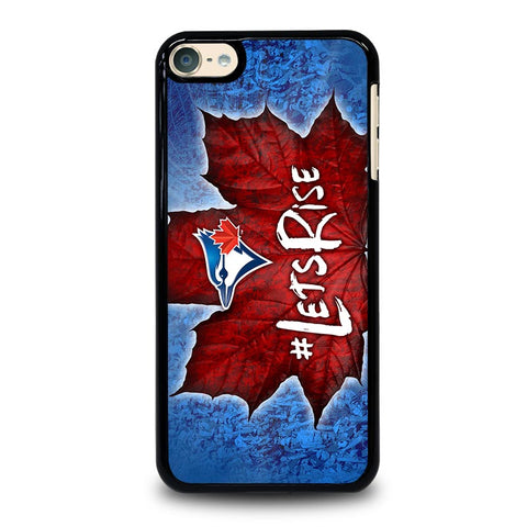 TORONTO BLUE JAYS BASEBALL iPod Touch 4 5 6 Generation 4th 5th 6th Case - Best Custom iPod Cover Design