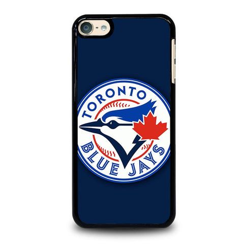 TORONTO BLUE JAYS BASEBALL LOGO iPod Touch 4 5 6 Generation 4th 5th 6th Case - Best Custom iPod Cover Design