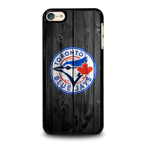 TORONTO BLUE JAYS WOODEN iPod Touch 4 5 6 Generation 4th 5th 6th Case - Best Custom iPod Cover Design
