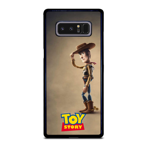 TOY STORY MOVIE SHERIF WOODY Samsung Galaxy Note 8 Case