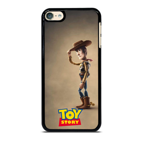 TOY STORY MOVIE SHERIF WOODY iPod Touch 6 Case