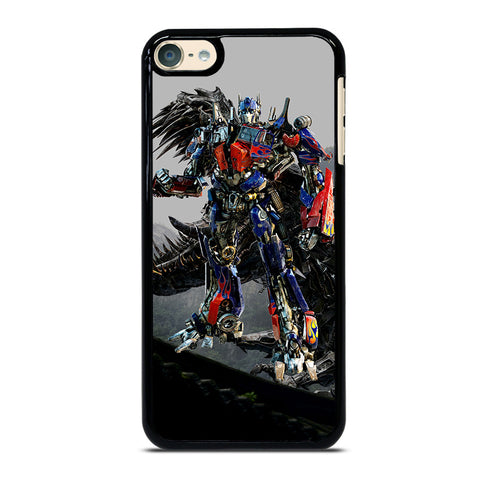 TRANSFORMERS OPTIMUS PRIME iPod Touch 4 5 6 Generation 4th 5th 6th Case - Best Custom iPod Cover Design
