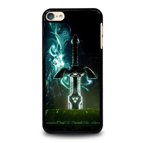 TRIFORCE LEGEND OF ZELDA iPod Touch 4 5 6 Generation 4th 5th 6th Case - Best Custom iPod Cover Design