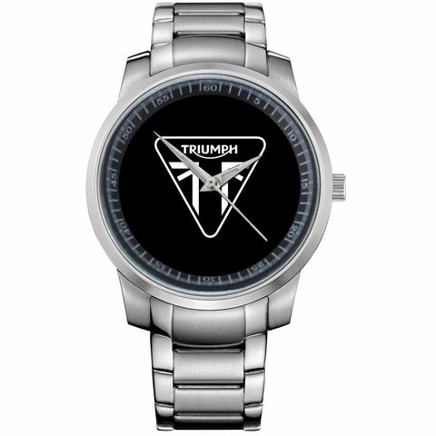 TRIUMPH LOGO-metal-watch