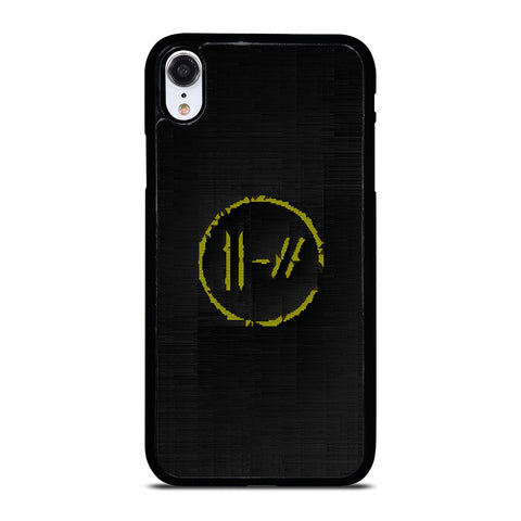 TWENTY ONE PILOTS NEW LOGO-iphone-xr-case