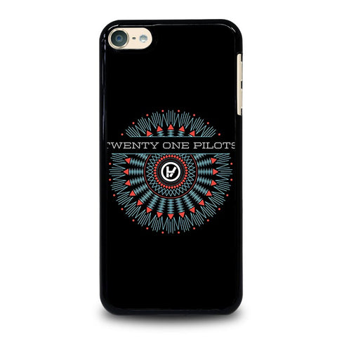 TWENTY ONE PILOTS BAND iPod Touch 4 5 6 Generation 4th 5th 6th Case - Best Custom iPod Cover Design