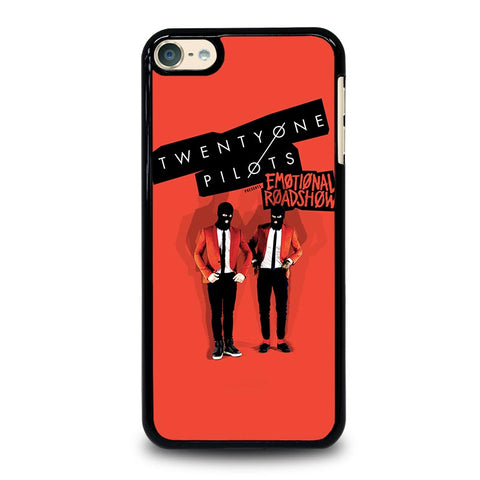 TWENTY ONE PILOTS EMOTIONAL ROADSHOW iPod Touch 4 5 6 Generation 4th 5th 6th Case - Best Custom iPod Cover Design