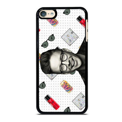 TYLER OAKLEY ON HIS 9 FAVORITE THINGS iPod Touch 4 5 6 Generation 4th 5th 6th Case - Best Custom iPod Cover Design
