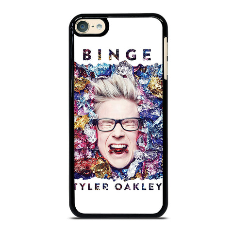 TYLER OAKLEY'S BINGE iPod Touch 4 5 6 Generation 4th 5th 6th Case - Best Custom iPod Cover Design