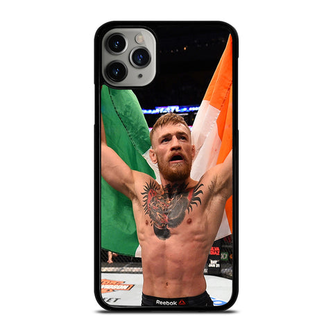 UFC FIGHT CONOR MCGREGOR iPhone 6/6S 7 8 Plus X/XS XR 11 Pro Max Case - Best Custom Phone Cover Design