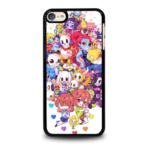 UNDERTALE CARTOON iPod Touch 4 5 6 Generation 4th 5th 6th Case - Best Custom iPod Cover Design