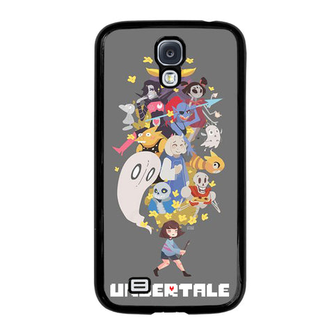 UNDERTALE GAME CHARACTER-samsung-galaxy-S4-case